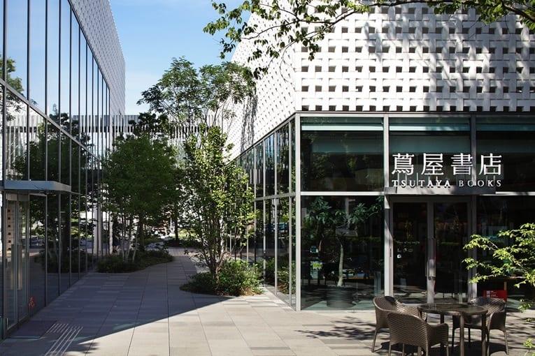 Daikanyama Tsutaya Books Ebisu Daikanyama