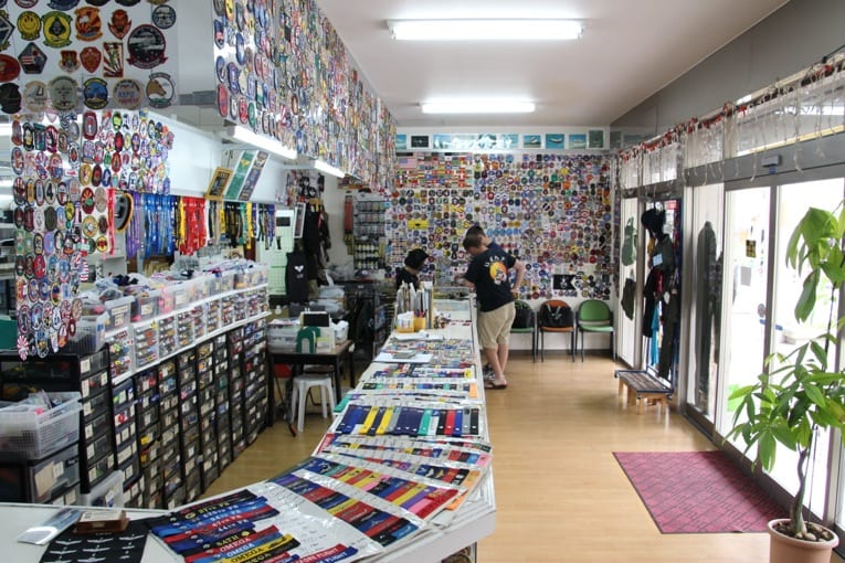 Patch shop tiger emb (okinawa-shi / shop) | herenow okinawa.