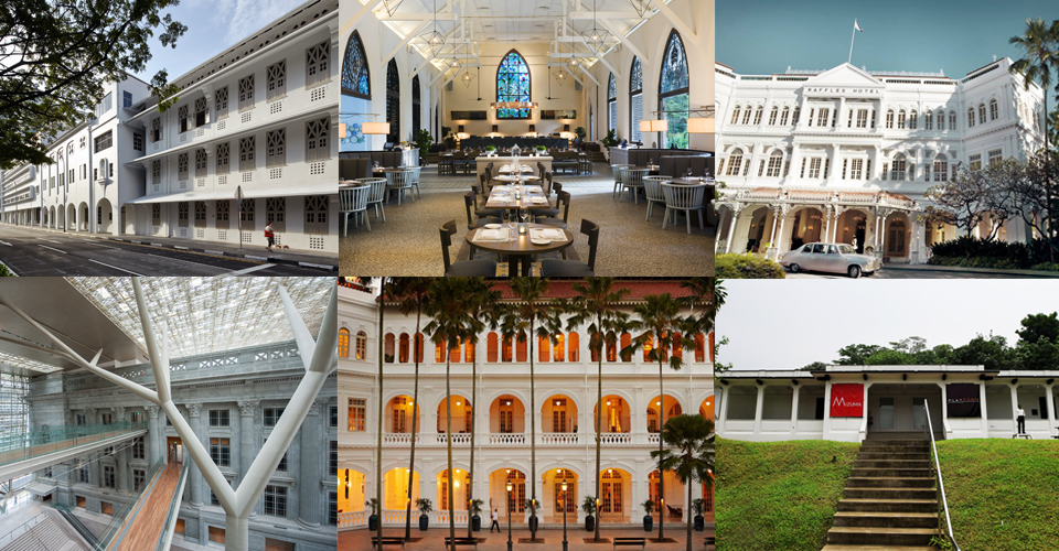 Something Old Something New Beautiful Restorations Of Singapore S