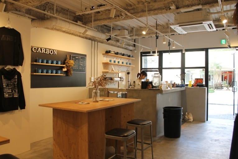 04aefacd97 CARBON COFFEE ART OF LIFE - (Daimyo   Cafe   Bar)