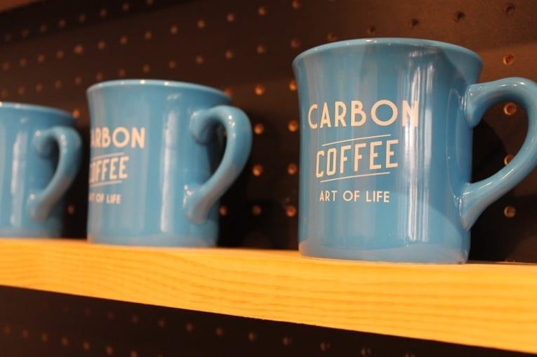 Carbon Coffee Fukuoka