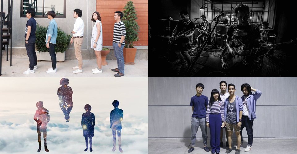 Asian indie bands